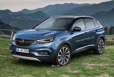 Opel Grandland X strijdt tegen de 5008 en de Kodiaq