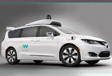 Google lanceert Waymo #1