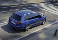 Ook Volkswagen Golf R 4Motion aan de botox