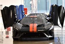 Ford GT : Les deux premiers exemplaires chez des personnalités