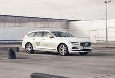 Volvo V90 : ça carbure, doublement !