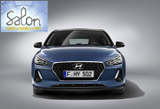 Autosalon Brussel 2017: Hyundai (paleis 6)