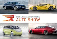 NAIAS 2017: de premières op het Autosalon van Detroit #1