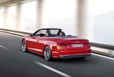 Audi S5 Cabriolet : 40% plus rigide !
