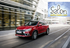 Autosalon Brussel 2017: Mitsubishi (paleis 9)