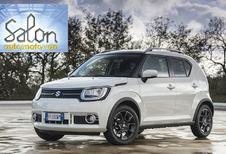 Autosalon Brussel 2017: Suzuki (paleis 9)