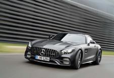 Mercedes AMG-GT C ook als coupé