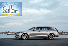 Autosalon Brussel 2017: Volvo (paleis 6)