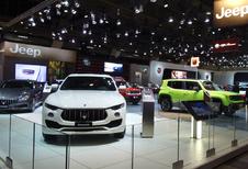 Virtueel bezoek Paleis 5 - Renault, Dacia, Mercedes, Smart, Fiat, Abarth, Maserati, Alfa-Romeo, Jeep