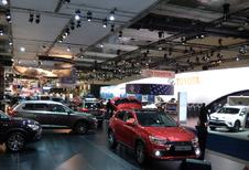 Visite virtuelle Palais 9 - Toyota, Suzuki, Isuzu SsangYong et Mitsubishi