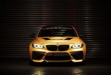 BMW M2 volgens Manhart heeft gek veel vermogen