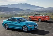 BMW Série 4 : retouches stylistiques