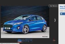 Ford Focus : inspiration Fiesta pour la 4ème génération !