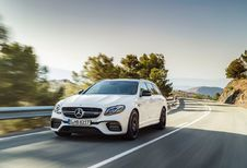 Mercedes-AMG E63 Break : le cargo express !
