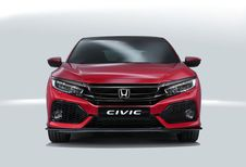 Honda : la nouvelle Civic ne fera plus de break
