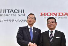Association de Honda et Hitachi pour des moteurs électriques
