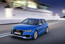 Audi RS3 Sportback : 400 ch