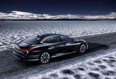 Lexus LS 500h : présentation à Genève