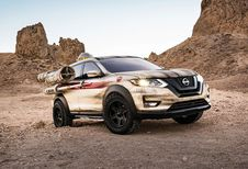 Nissan X-Wing Rogue : crossover Tataouine