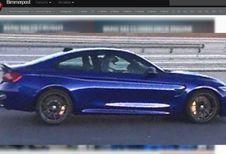 BMW : une nouvelle M4 à Genève !