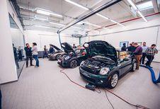 BMW : la classe se fera aussi à Bornem...