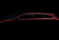 Hyundai i30 Wagon : 1er teaser avant Genève