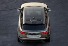 Officieel: Macan-concurrent van Range Rover heet Velar
