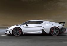 Italdesign Automobili Speciali Zerounda is Lamborghini Huracan met een twist