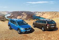 Dacia Logan MCV gaat Stepway