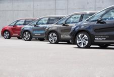 PSA : des clients testeront la voiture autonome