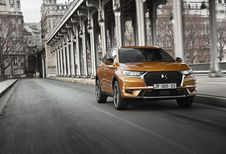 DS 7 Crossback: edele materialen en technologie