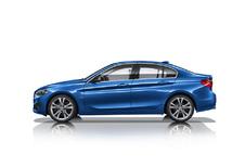 BMW 1 Reeks met 'kontje' niet voor ons