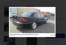 INSOLITE – La BMW dans laquelle Tupac a été assassiné en vente
