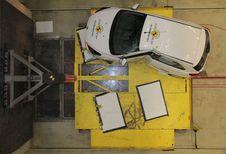 3, 4 en 5 sterren bij de jongste EuroNCAP-crashtests
