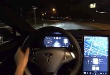 Tesla: Polémique autour de l'Autopilot 2.0
