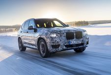 BMW X3 : tests hivernaux