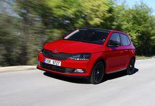 Škoda Fabia : la fin du 1.2 l