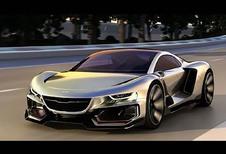 Herrijst Saab met een supersportwagen?