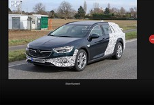 Opel Insignia Sports Tourer : Aussi en Country Tourer