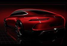 Mercedes-AMG GT vervelt tot Panamera-rivaal