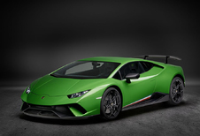 Hier is de hardcore Lamborghini Huracan Performante