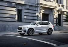 De nieuwe Volvo XC60 toont zich in Genève