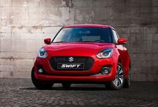 Suzuki Swift is klaar voor Europees avontuur