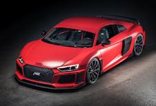 ABT toont knalrode Audi R8 V10