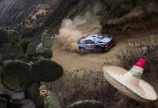 AutoWereld naar WRC Mexico: Neuville voorlopig op podium - dagboek 4