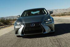 Lexus : la GS en voie d'extinction ?