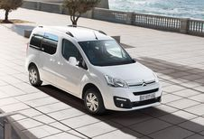 Citroën : le Berlingo Multispace passe à l'électrique