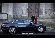 Covoiturage original en Porsche