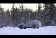 BMW: eerste uitstapje voor toekomstige X5 #1