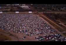 Survol de voitures rachetées par VW aux USA